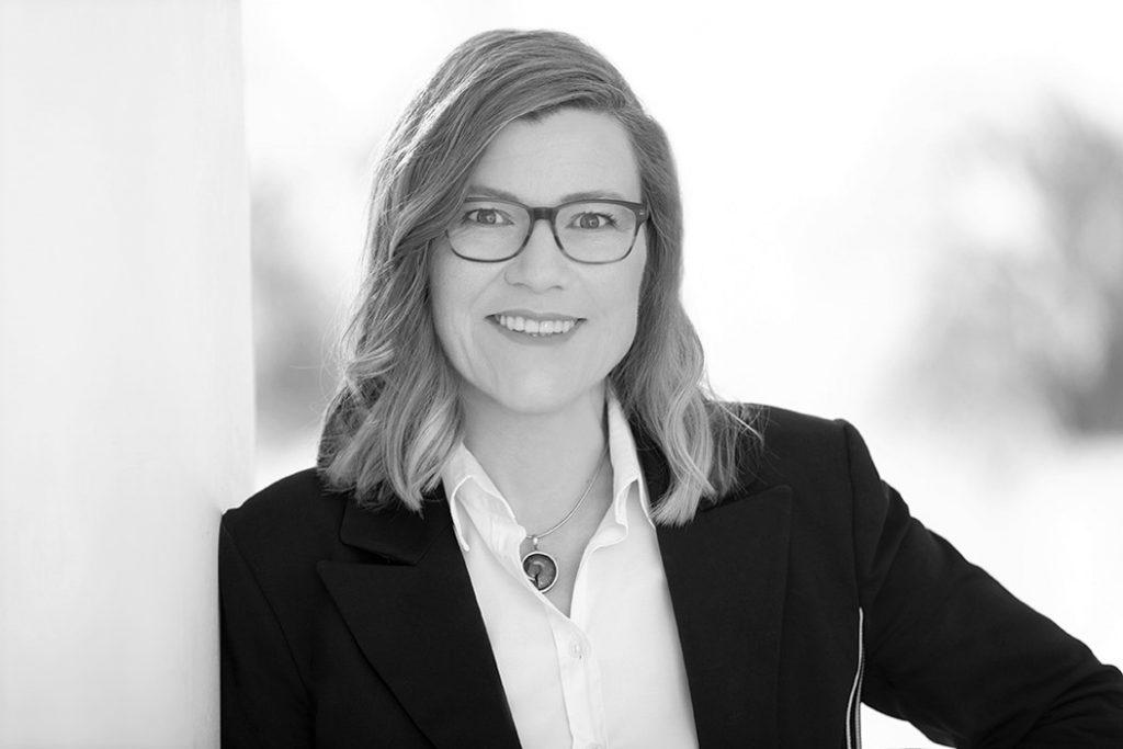 Rechtsanwältin Joy Hensel
